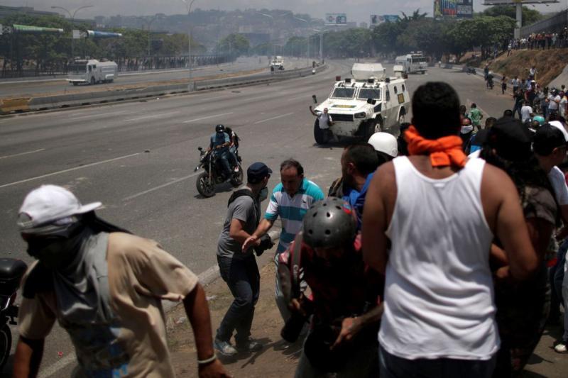 Brasil estimula países a apoiarem Juan Guaidó na Venezuela