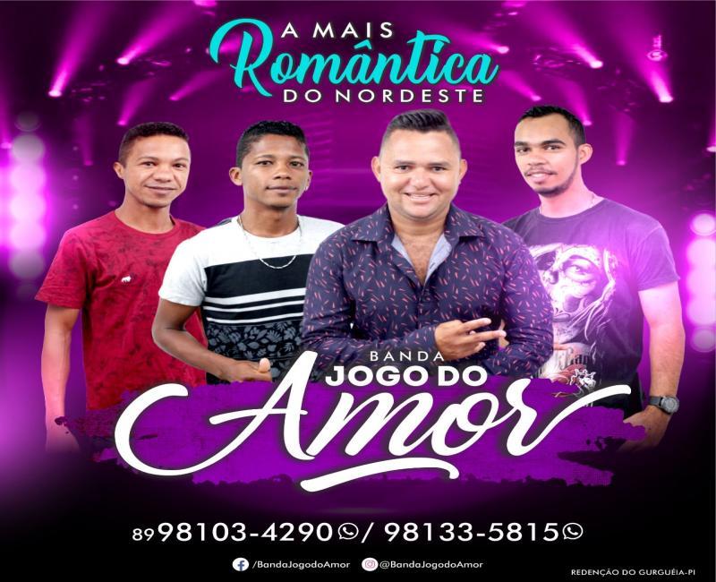 Banda Jogo do Amor é a mais nova banda de forró de Redenção Do Gurgueia-PI