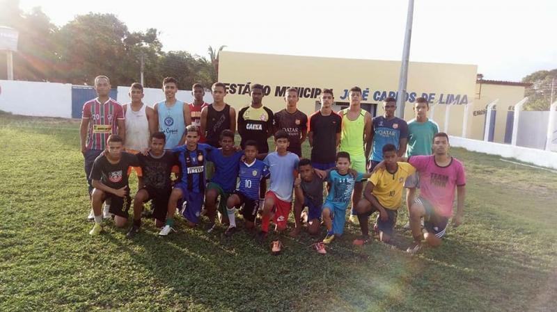 Seleção de São Pedro esta na semifinal   pelo campeonato intermunicipal sub17