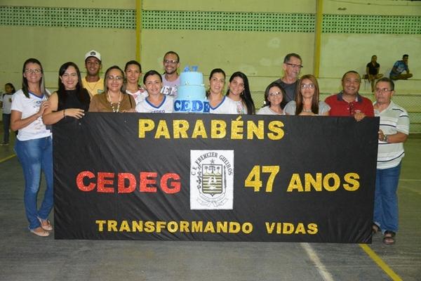 CEDEG 47 anos de relevantes serviços à educação de Guadalupe