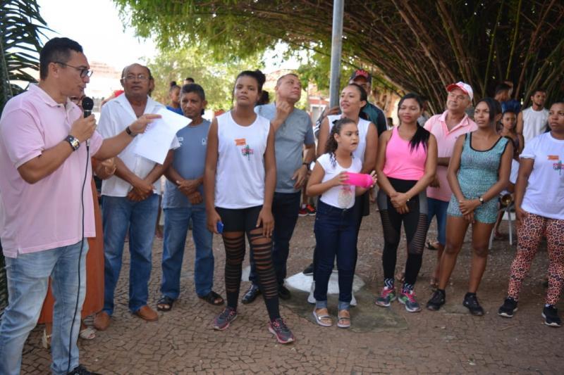 Último dia de festividades do aniversário de Francinópolis
