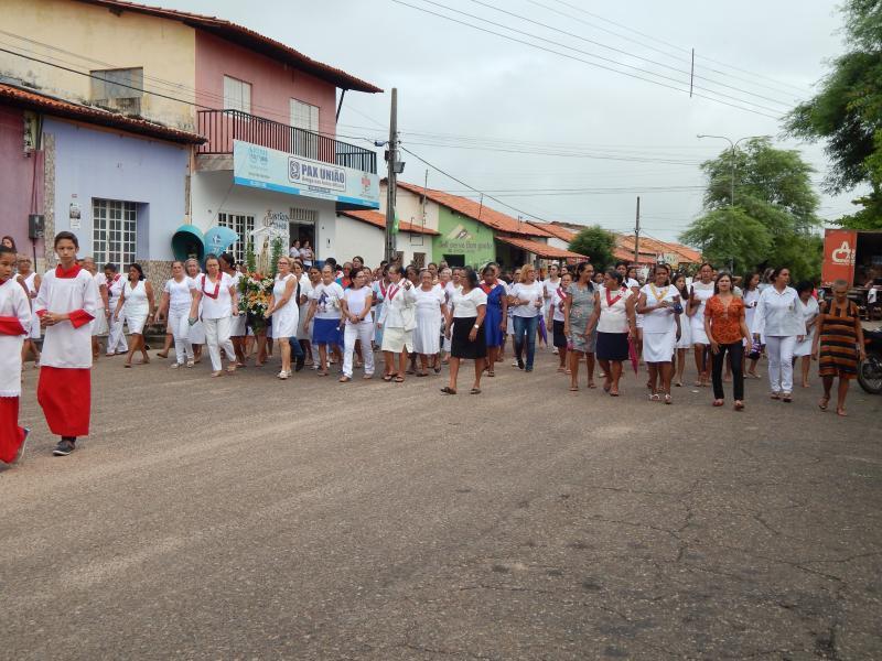 Paróquia de São Benedito abre comemorações do mês de Maio