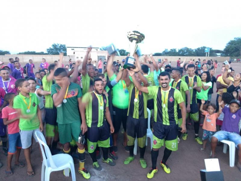 Chapada Sport vence Quatro de Julho em Francinópolis
