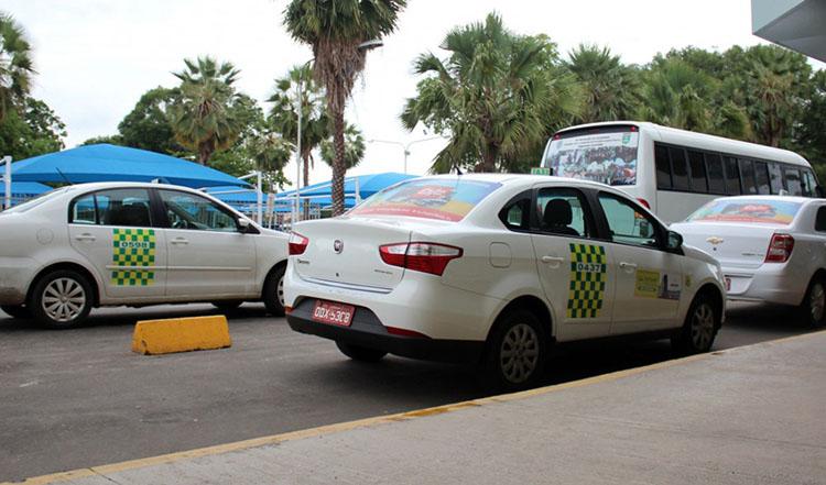 Táxis reduzem tarifas das corridas em 20% neste mês em Teresina