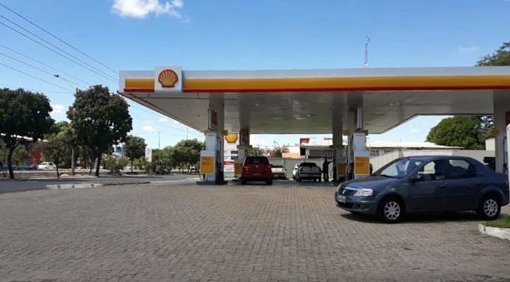 Teresina tem a gasolina mais cara do Piauí