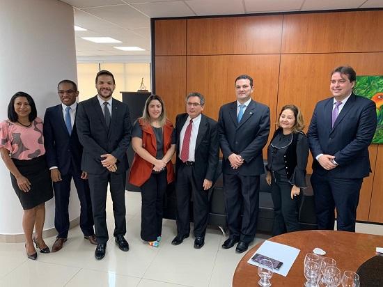 OAB-PI e TRT-22 discutem pleitos de advogados trabalhistas