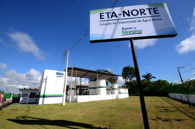 Dez bairros de Teresina ficarão sem água a partir desta quinta