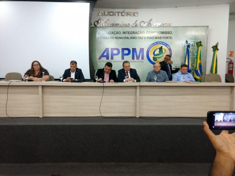 Debate Regional de Gestores da Saúde do Piauí acontece nesta terça na APPM