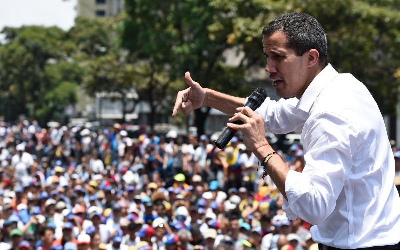 Os quatro erros de Guaidó