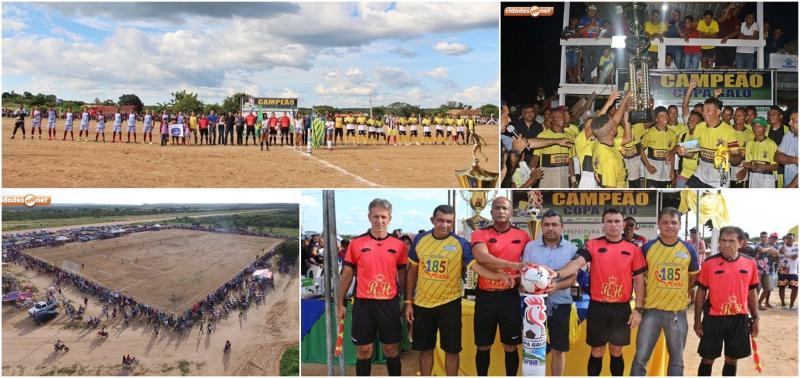 União Cerâmica conquista título da Copa Galo 2019