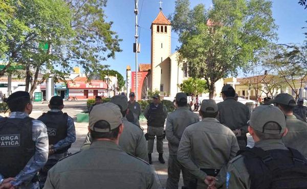 Polícia Militar de Piripiri lança Operação Natal e Ano Novo Seguro