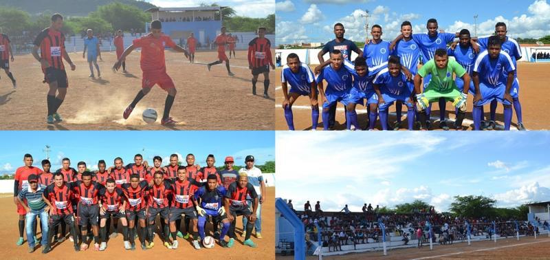 Campeonato de Futebol reuniu grande público na rodada do feriado