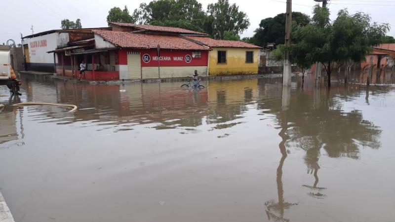Governo Federal reconhece situação de emergência em 8 municípios piauienses