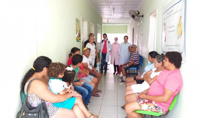 Prefeitura Lagoinha e secretaria de saúde realiza dia D de vacinação