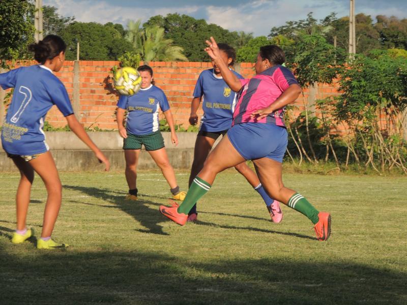 Top's perde na abertura do II Campeonato Regional Society de Quarentões