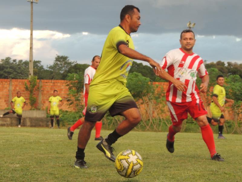 SOCIETY |Seleção de Veteranos quarentões Campolargoense estreia com vitória
