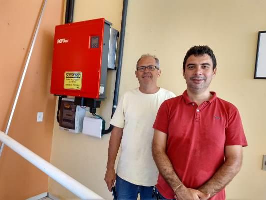 Hotel Portal do Vale em Colônia do Gurgueia gera sua própria energia