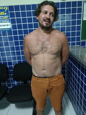 Homem é preso pela 2ª vez, acusado de torturar e ameaçar a companheira