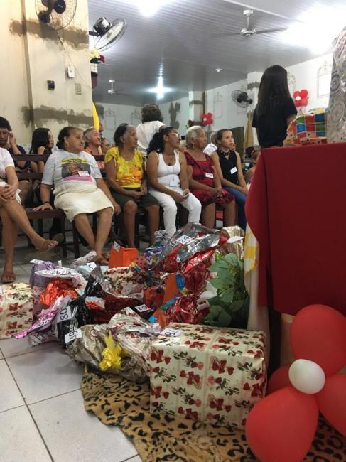 Igreja católica de Olho D'água realiza festa em homenagem às mães