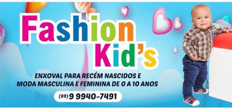 Loja Fashion kid's em Gilbués-Pi