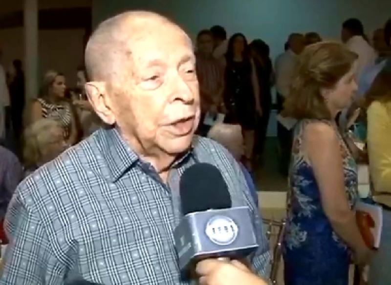 Morre aos 92 anos, Alcenor Almeida, o precursor do tratamento de câncer/PI