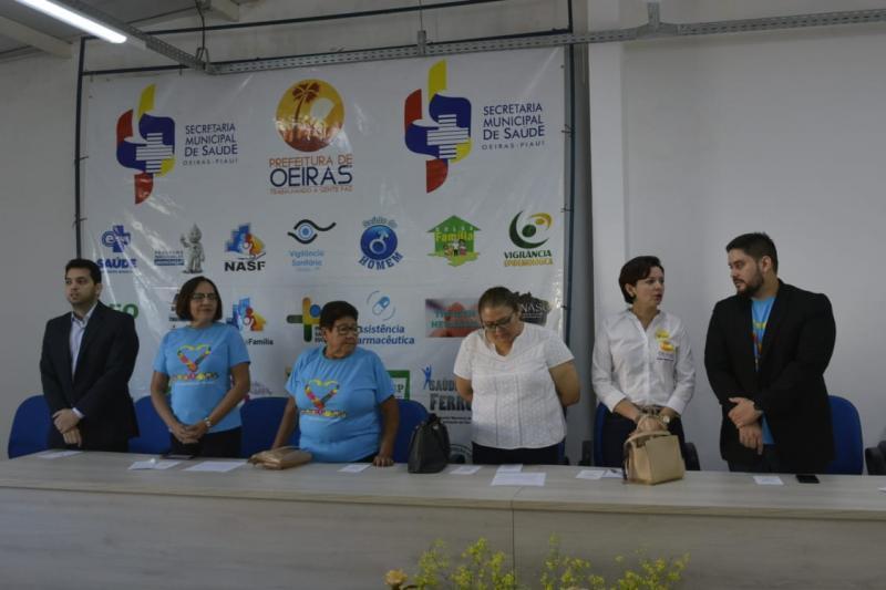 Projeto debate autismo, inclusão e a importância familiar em Oeiras