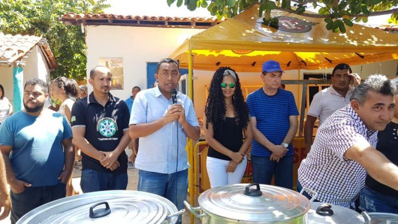 Cultura, Esporte e Lazer apoia a 3ª Tarde Esportiva da comunidade Saco