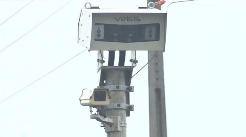 Veja onde estão instalados radares nesta segunda em Teresina