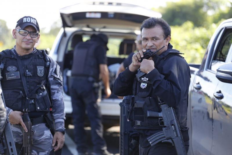Fábio Abreu afirma que grupo planejava assaltar outro banco no PI