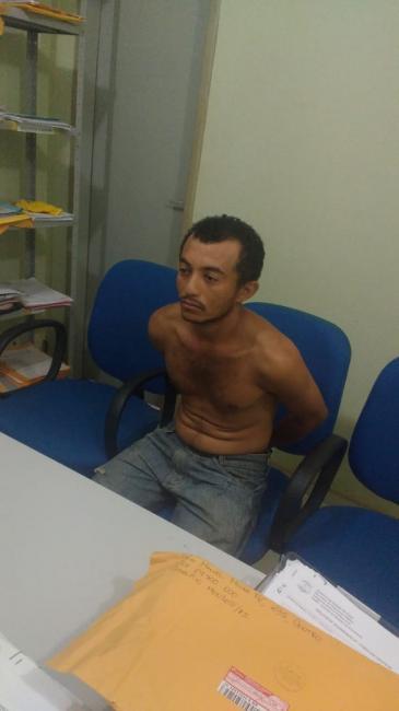Acusado de matar vizinha com um tiro no Piauí é preso