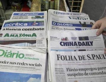 Atualização das notícias -  Jornais matutinos de Hoje (6)