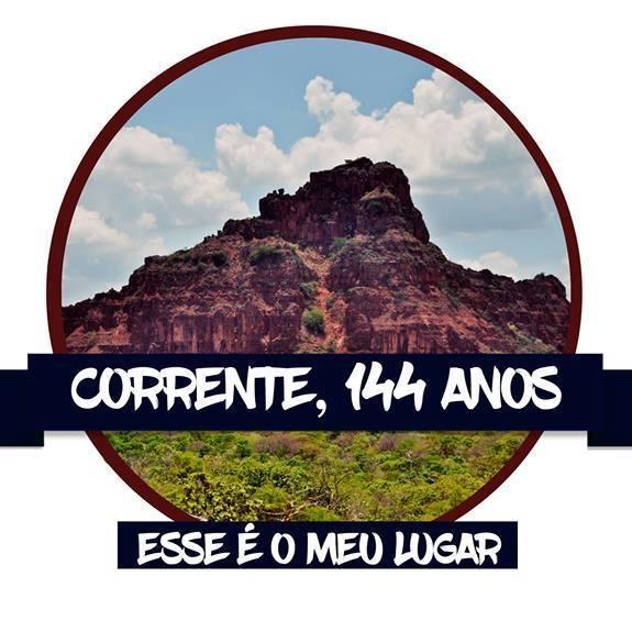 Confira a programação do aniversário de 144 anos de Corrente