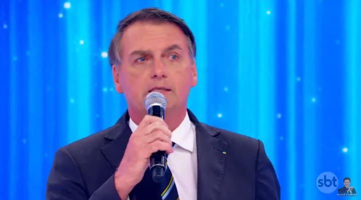 """Assista o Vídeo - O presidente participou do """"Programa Silvio Santos"""""""