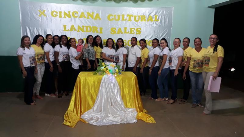 Unidade Escolar Dr. José Pinheiro Machado realiza sua X Gincana Cultural