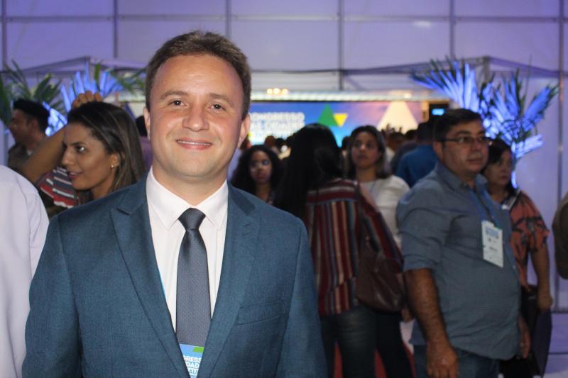 Prefeito de São Pedro do Piauí participa do Congresso das Cidades