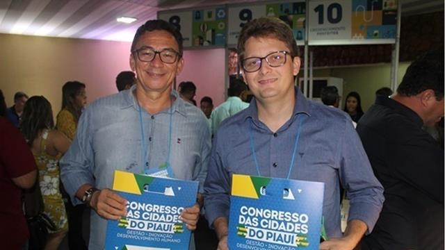 Prefeito Paulo César participa do Congresso das Cidades