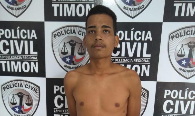 Civil/Timon prende integrante do B40 que sequestrou criança em 2018
