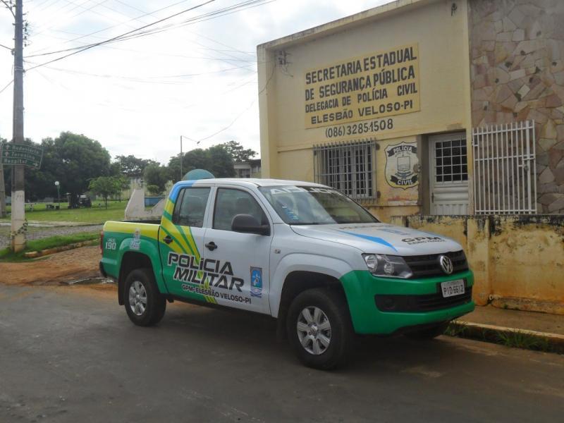 Homem é preso acusado de estuprar mulher dentro de residência no Piauí