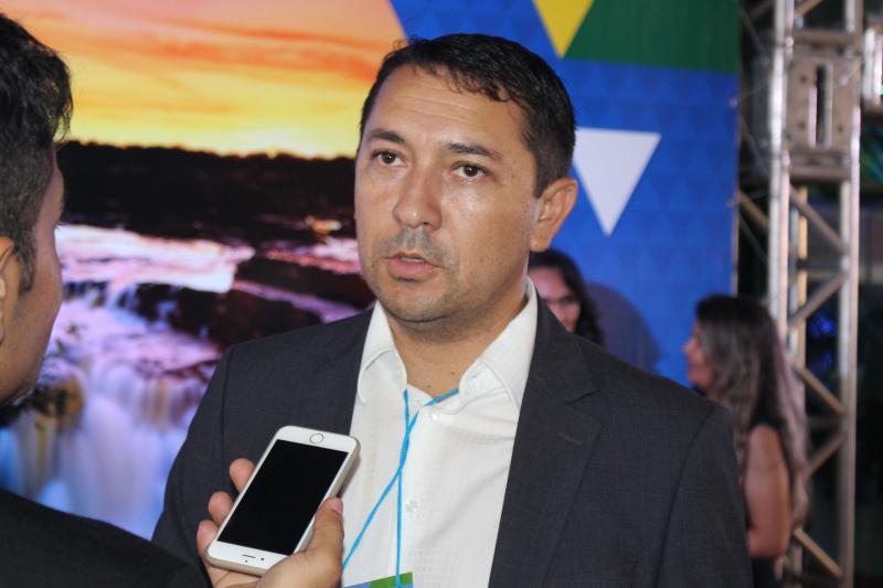 Prefeito de Castelo do Piauí participou do Congresso das Cidades