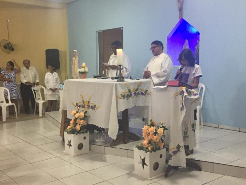Festa da padroeira de Pau D'arco do PI prossegue até 13/5