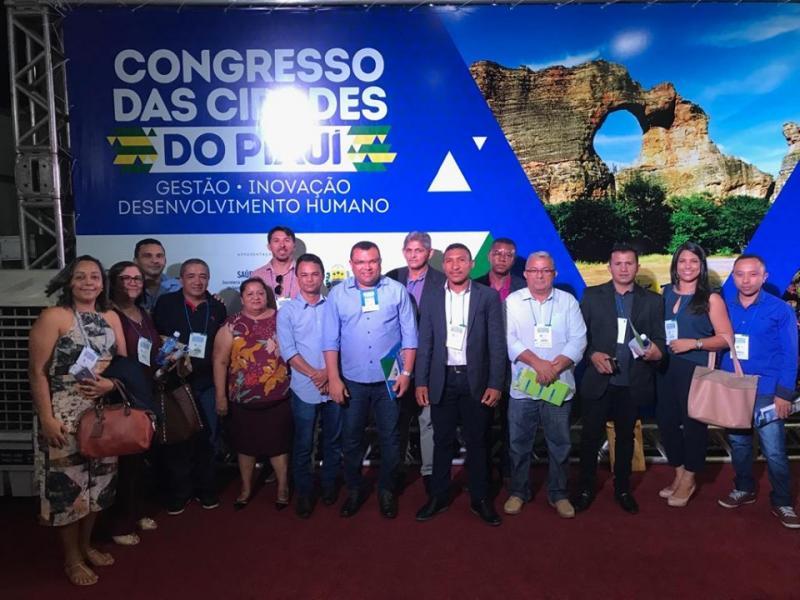 Redenção: Representante do SEBRAE participou do Congresso das Cidades