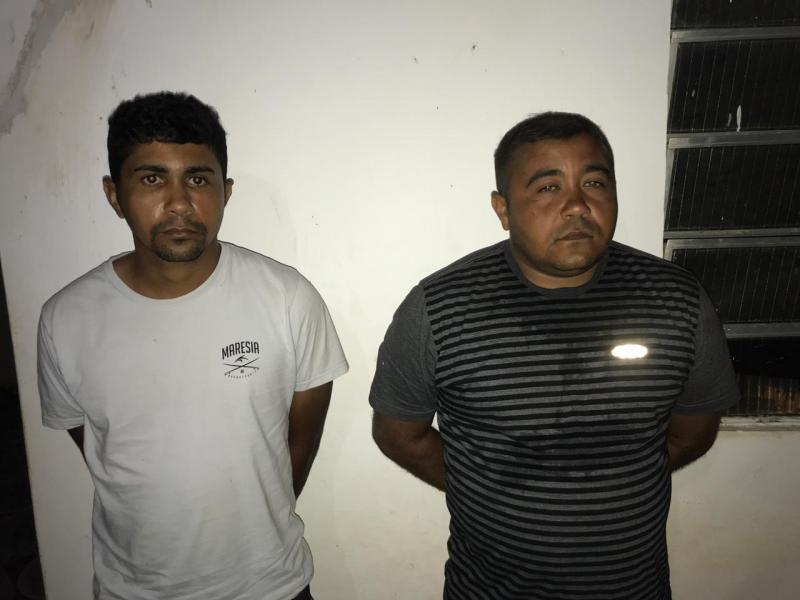 Irmãos envolvidos em assalto a bancos no Piauí são presos