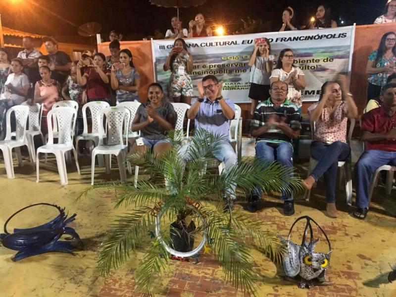 III Gincana Cultural 'Eu amo Francinópolis' foi um sucesso