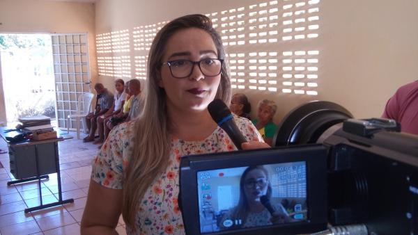Zona rural de São Pedro do Piauí comemora atendimentos da Saúde