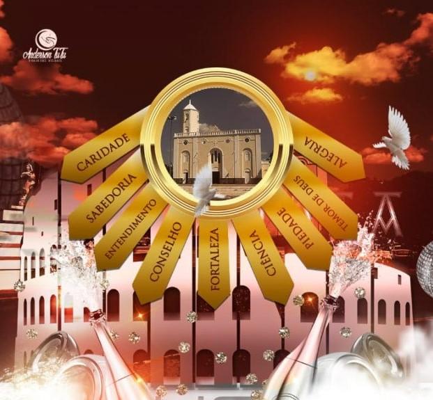 Festa da Divina Rainha será dia 18 de maio em Valença