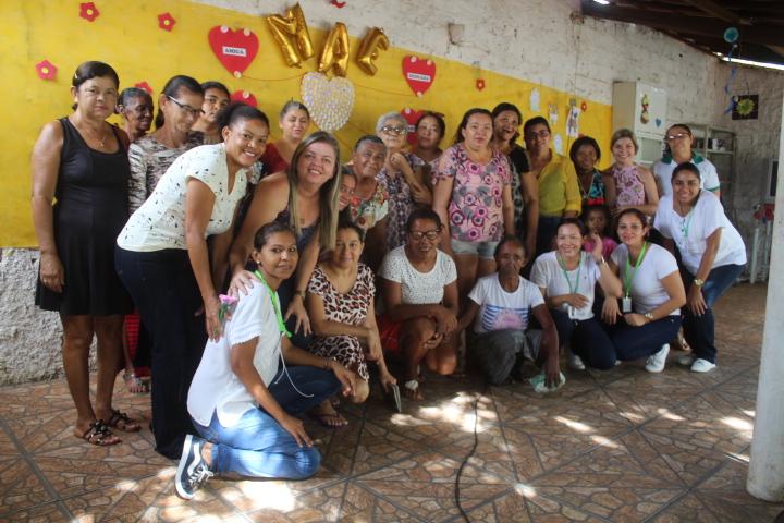 CAPS I realiza evento para as mães valencianas