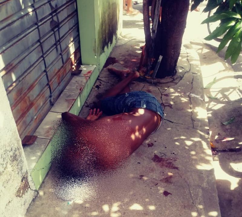 Bandido é baleado e morre em tentativa de assalto em Teresina