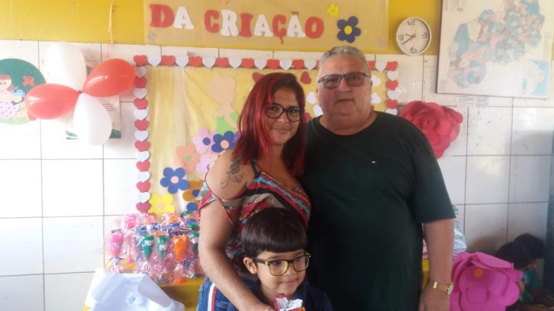 Prefeito de Lagoinha Dr. Alcione participa de festa em homenagem às mães