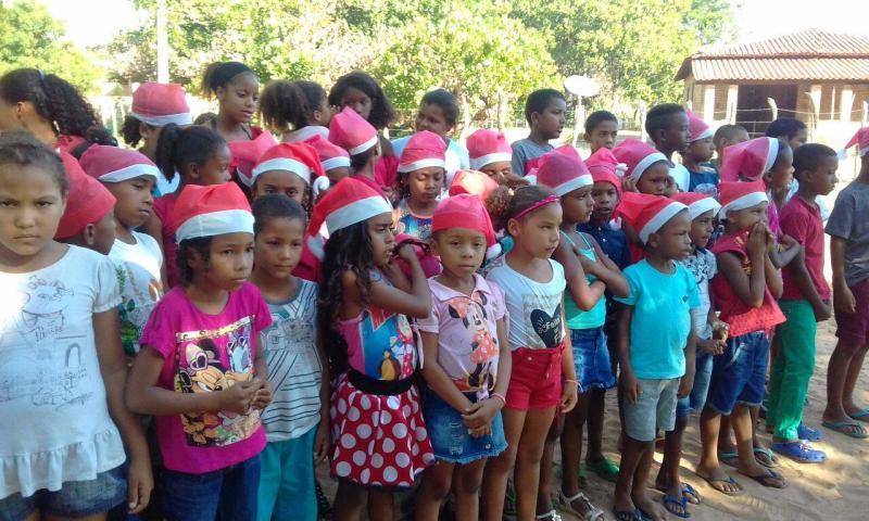 Amarante finaliza ano letivo com projeto solidário