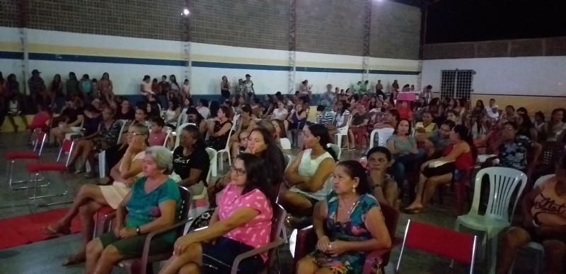 Prefeitura de Olho D'água realiza festa em homenagem às Mães
